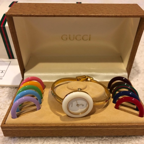 dffa48bf807 Gucci Accessories - 🆕 Authentic Gucci Vintage Ladies Watch